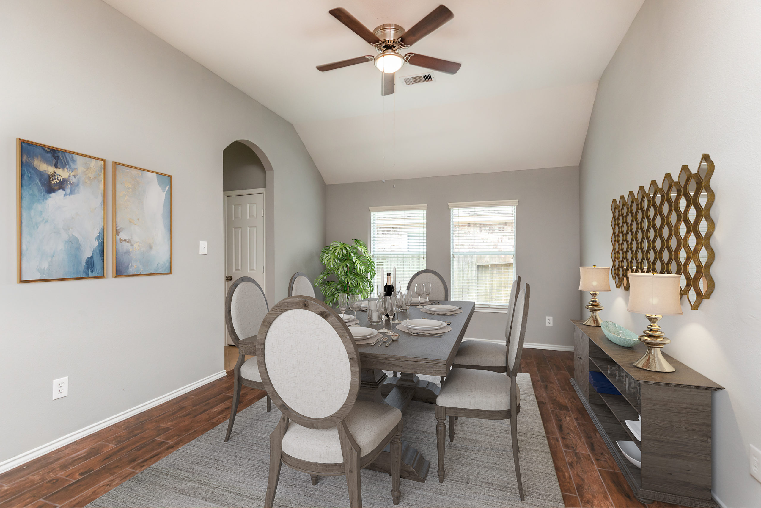 Houston Real Estate Photography Virtual Staging