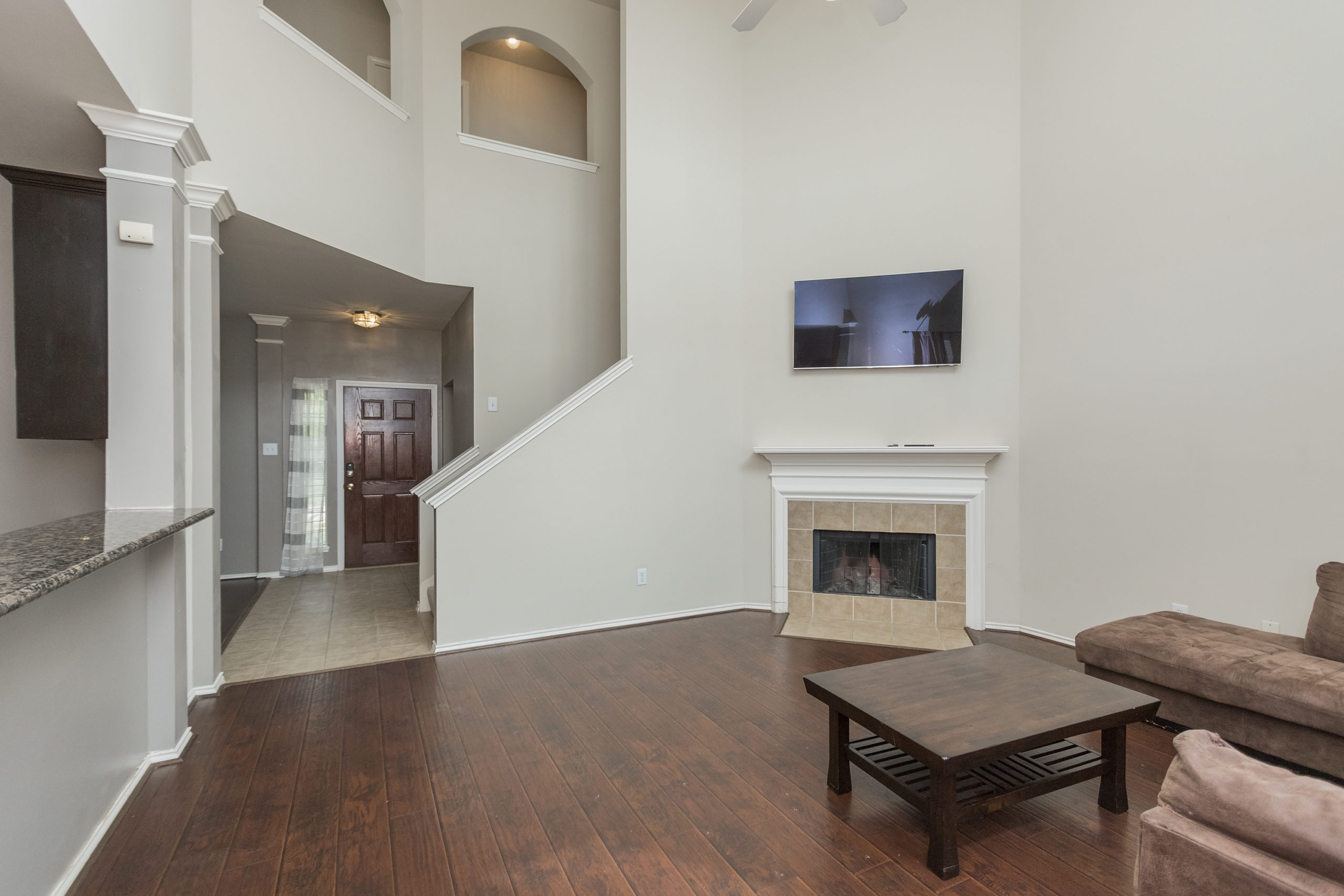 Houston Real Estate Photography Virtual Staging - before